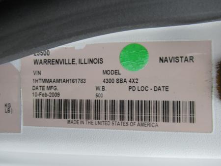 2010 International 4300 16