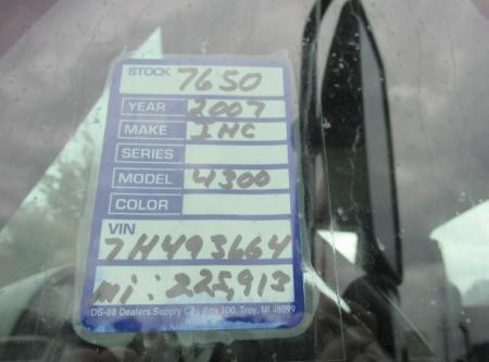 2007 International 4300 10