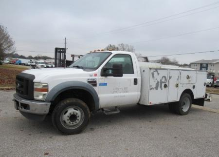 2008 Ford F450 3