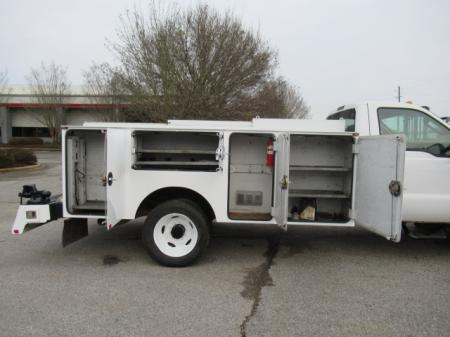 2008 Ford F450 8