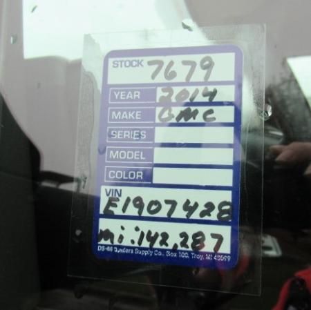2014 GMC 3500 16