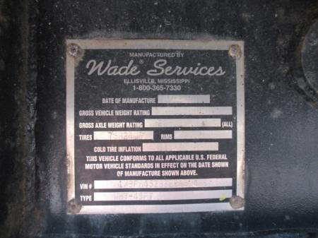 2006 WADE 45 FT 11