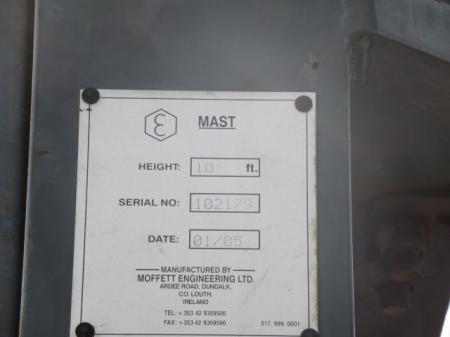 2005 Moffett M55004W 13