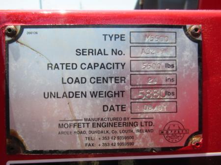 2001 Moffett M5500 9
