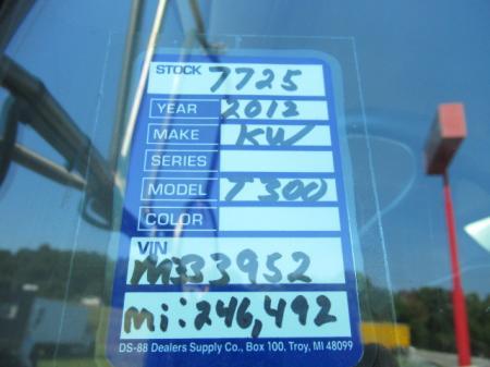 2012 Kenworth T370 20