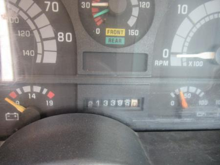 1995 Chevrolet KODIAK C7500 8