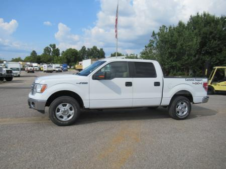 2014 Ford F150 4