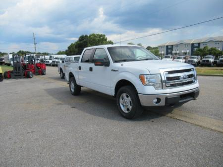 2014 Ford F150 2