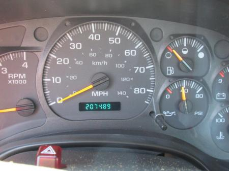 2003 Chevrolet KODIAK C8500 12