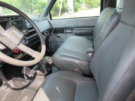 2001 Chevrolet KODIAK C8500 3