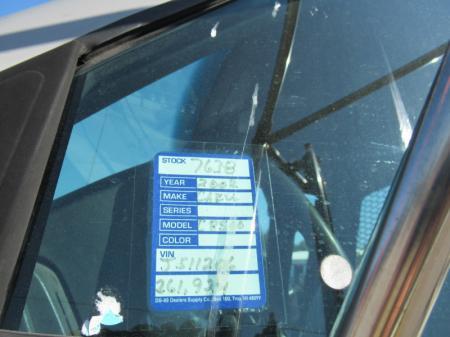2002 Chevrolet KODIAK C8500 15
