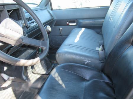 2002 Chevrolet KODIAK C8500 10