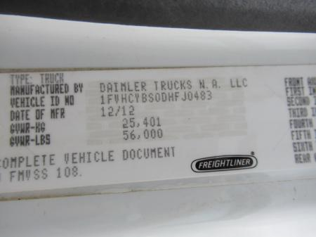 2013 Freightliner BUSINESS CLASS M2 106 12