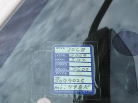 2009 International 7600 20