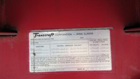2003 TRANSCRAFT TL-80K 12