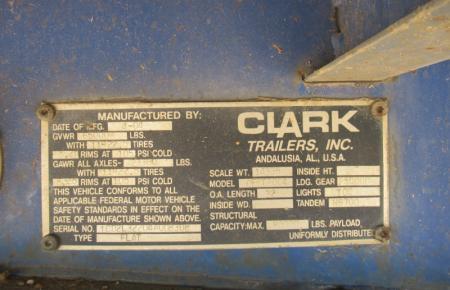 2004 CLARK CFBT-2004 9