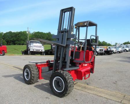 2005 Moffett M5500 N 4W 2