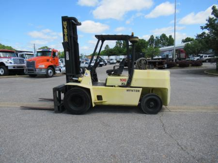 1999 HYSTER H100XL 5