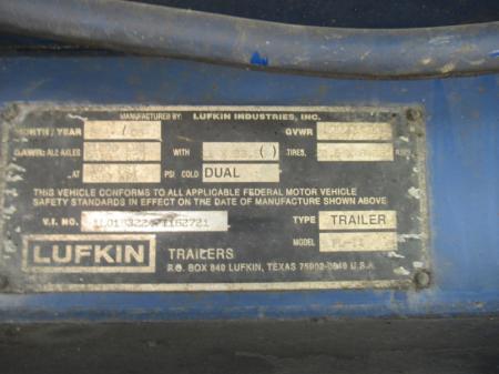2007 LUFKIN FL-11 7