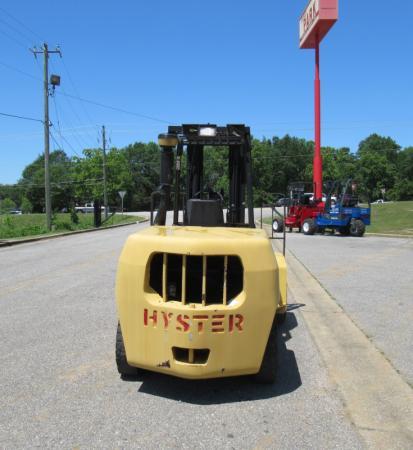 1999 HYSTER H110XL 4