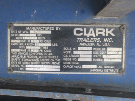2004 CLARK CFBT-2004 12