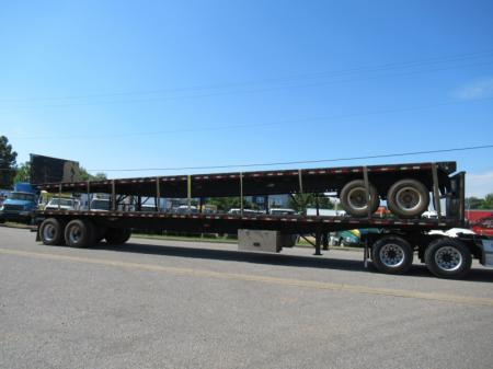 2013 Great Dane 48 FT FLATBED 2