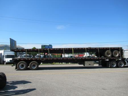 2013 Great Dane 48 FT FLATBED 3