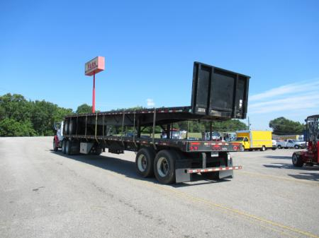 2013 Great Dane 48 FT FLATBED 6
