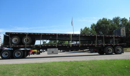 2013 Great Dane 48 FT FLATBED 8