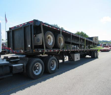 2013 Great Dane 48 FT FLATBED 10