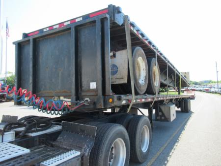 2013 Great Dane 48 FT FLATBED 11