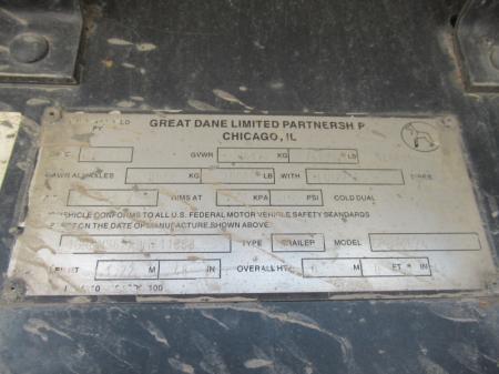 2009 Great Dane 48 FT FLATBED 15