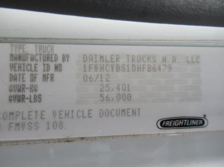 2013 Freightliner BUSINESS CLASS M2 106 17