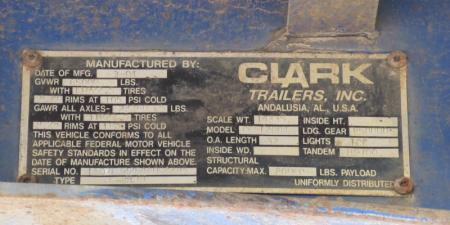 2004 CLARK CFBT-2004 8