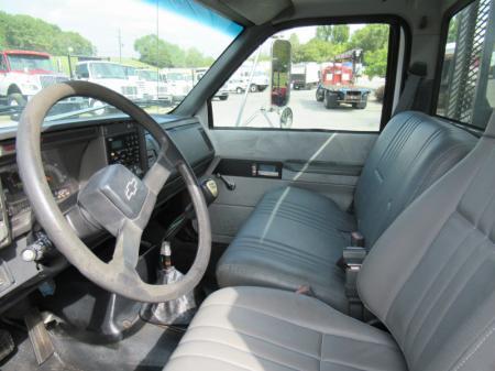 1999 Chevrolet KODIAK C8500 9