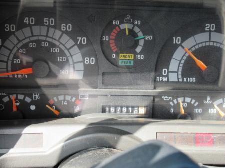 1999 Chevrolet KODIAK C8500 10