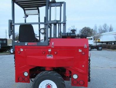 Finding the Best Moffett Forklift for Sale Near Me
