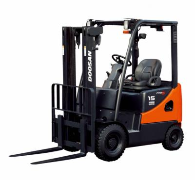 A Guide to Moffett Forklift Tire and Maintenance