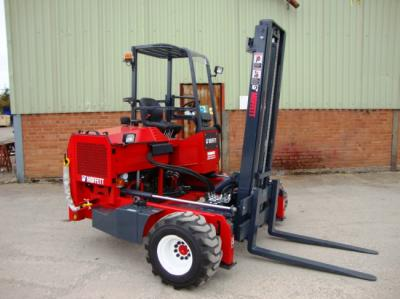 Why Your Business Needs a Moffett Truck Mounted Forklift