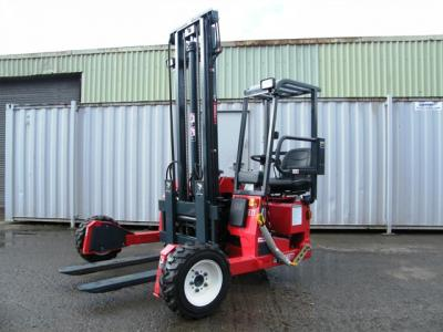 Inspection Tips: Purchasing Used Moffett for Sale
