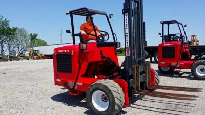 Moffett Equipment: Will Being Cautious Boost Safety?