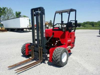 Will a Moffett Truck Mounted Forklift Bring Along Benefits?