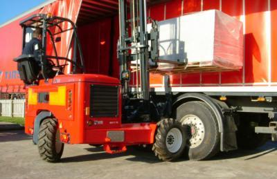 Driving Tips for New Moffett Lift Truck Drivers