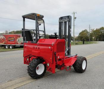 Are Moffett Truck-Mounted Forklifts as Effective as Traditional Forklifts?