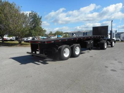 Things to Consider Before Buying Used Flatbed Trailers
