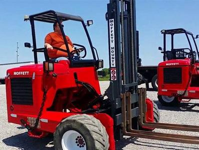Why It Is A Good Idea To Buy A Used Moffett Truck To Transport Your Forklift